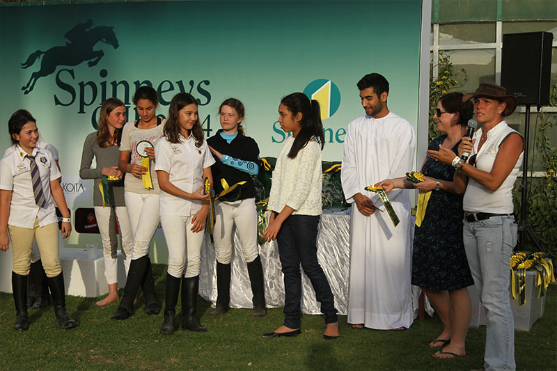 Spinneys CUP 2014